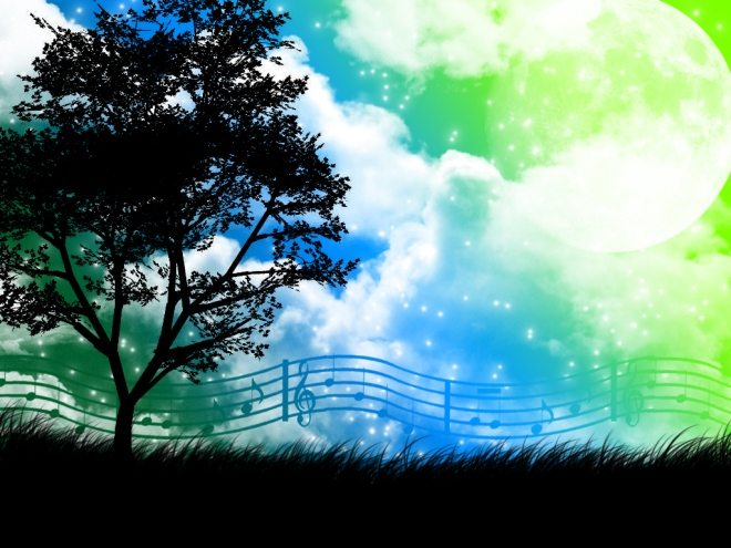 music_is_nature__silhouette_by_sammy3773-1