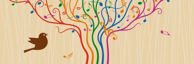 bird tree music
