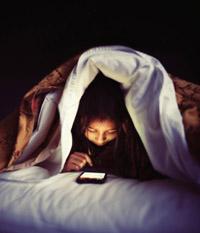 electronic-light-sleep