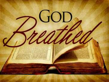 The blessed and God-breathed Book (2 Timothy 3:16) – sevennotesofgrace
