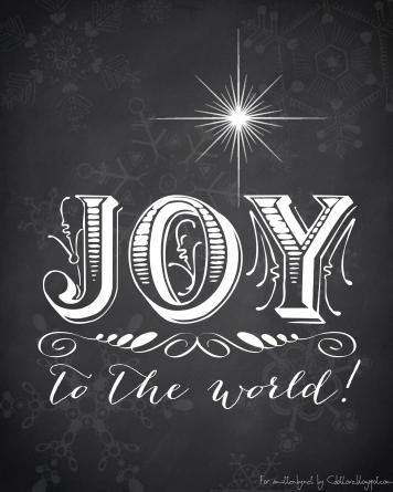 joy to the w