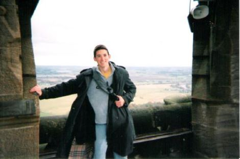Wallace Monument and Me